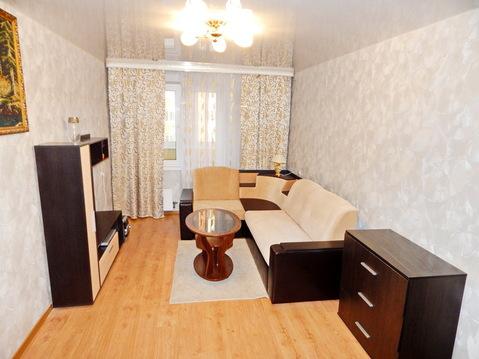 1-комнатная квартира с хорошим ремонтом на улице Ворошилова
