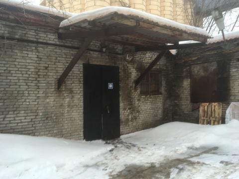 М.Полежаевская , ул.1-Магистральная 16. Сдается холодн. склад 88 кв.м