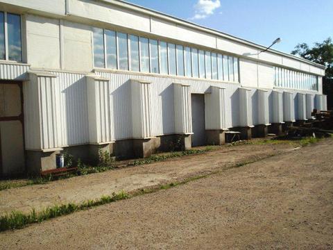 Производственно-складская база, в Рузском районе, пос.Дорохово.