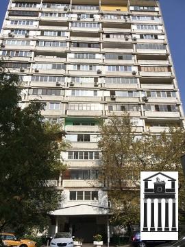 Солнечная 1-комнатная квартира с большой кухней