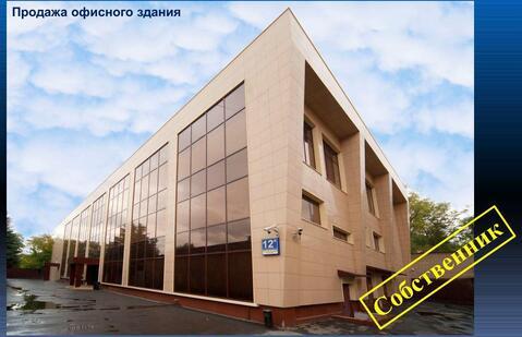 Продажа здания 2600 кв.м. м.Алексеевская, ул.Графский переулок 12