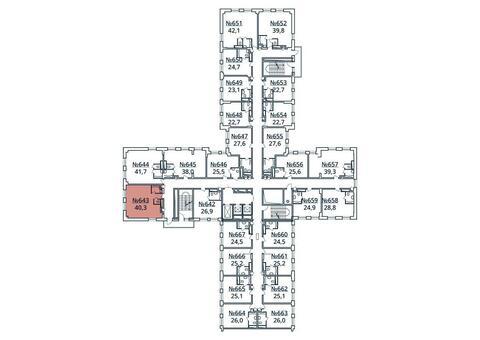 Москва, 1-но комнатная квартира, ул. Радиальная 6-я д.7, к 35, 4476564 руб.