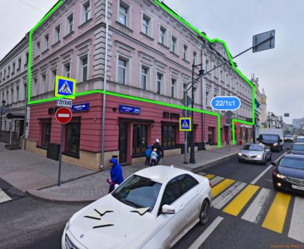 Продажа офиса 1472м в ЦАО (ул.Сретенка)