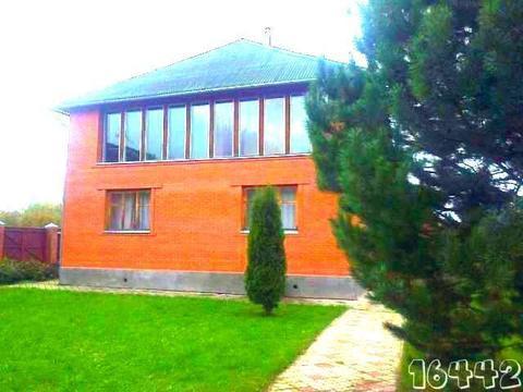 Дом в деревне Новопавловское