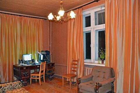 3-х комнатная квартира 80м2 в сталинском доме рядом с м. Алексеевская