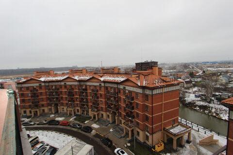 """3-комнатная квартира, 101 кв.м., в ЖК """"Город набережных"""""""