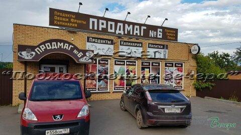 Магазин продмаг №6: деревня Донино, вблизи г. Раменское.
