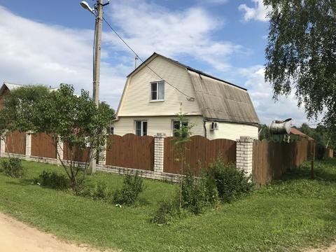 Жилой дом 140 кв.м на 13 сотках