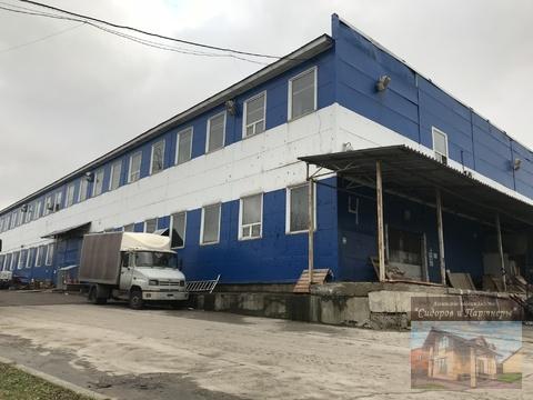 Продается производственно складское помещение 5000 кв.м .