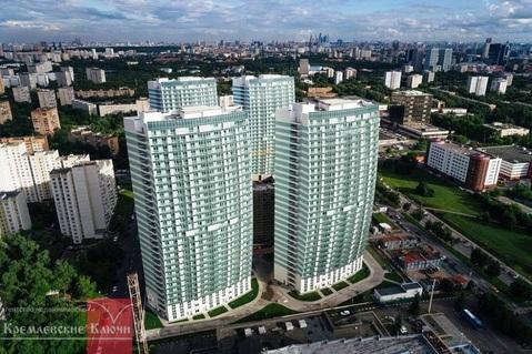 """3-комнатная квартира, 101 кв.м., в ЖК """"Флотилия"""""""