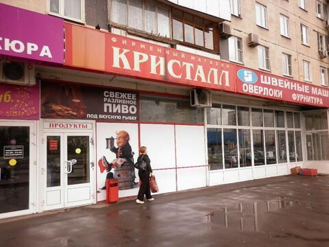 Аренда торгового помещения, м. Октябрьское поле, Ул. Народного .