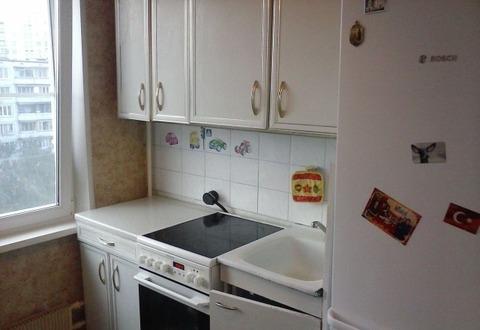 Продаётся 1-комнатная квартира в Строгино.