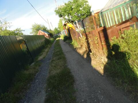 Дача в черте города Серпухова
