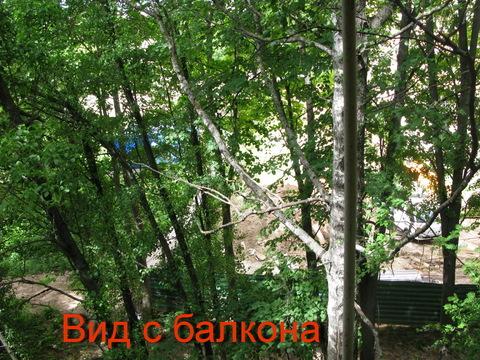 Однокомнатная квартира в тихом, зеленом районе Коломны