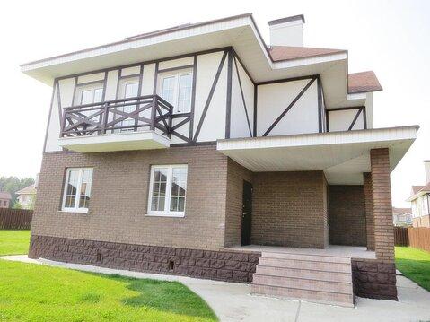 350 м2 кирпич дом, 15,6 соток 27 км Калужское шоссе