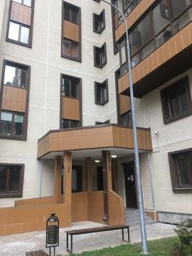 Просторная квартира в ЖК бизнес класса
