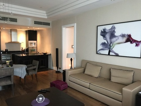 """3-комнатная квартира, 221 кв.м., в ЖК """"Башня Федерация"""""""