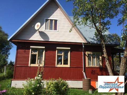 2х этажный деревянный дом на 14,5 сотках