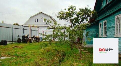 Продажа части дома в городе Егорьевск ул. Нечаевская