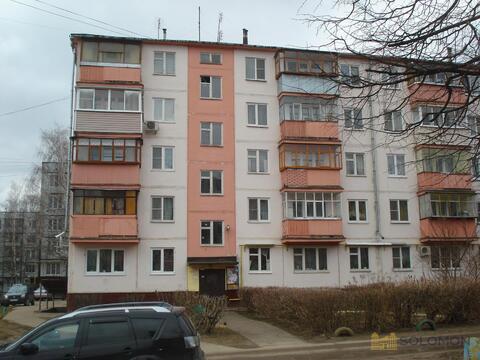 Квартира на Шибанкова