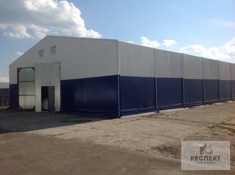 Не отапливаемый склад 320 кв.м., 2040 руб.