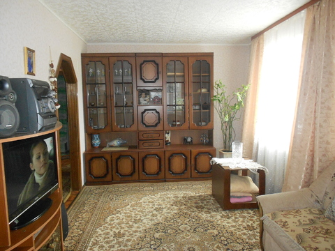 3-х квартира в центре города Электрогорск.