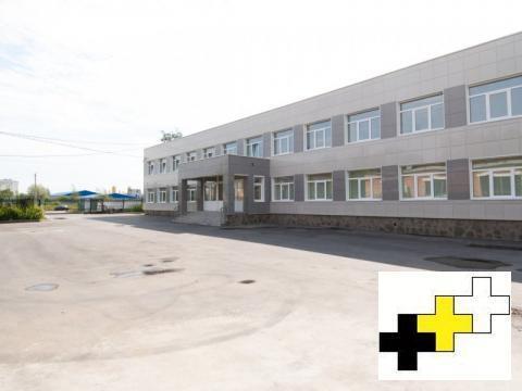 Производственно-деловой комплекс из 4 зданий 3150кв.м в Солнечногорске