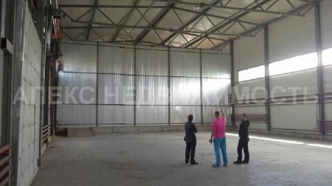 Аренда склада пл. 650 м2 Подольск Варшавское шоссе в складском .
