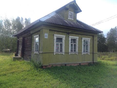 Дом д. Тиликтино
