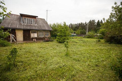 Дачу в Пушкинском районе, пос.Зверосовхоз, СНТ Спутник