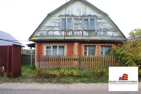 Дом в деревне Барсуки