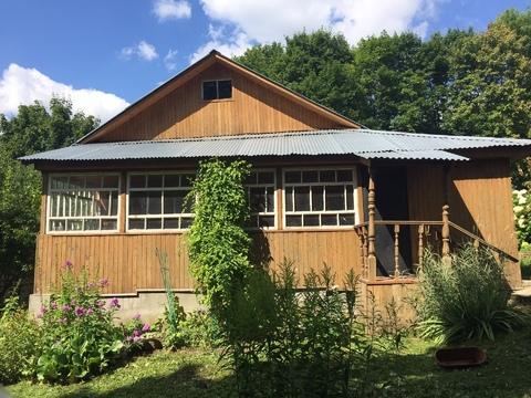 Дом (95 м2), Серпуховский район, село Турово.