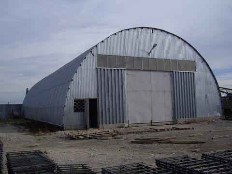 Аренда сухого холодного склада на Боровском шоссе.
