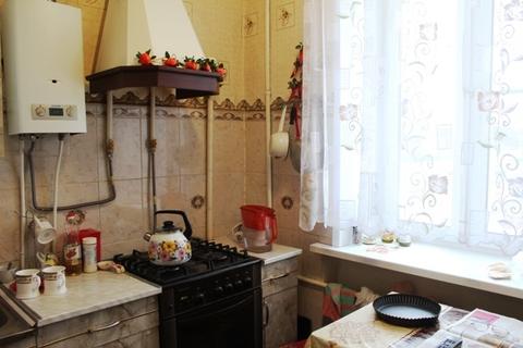 Трехкомнатная квартира на проспекте Ленина