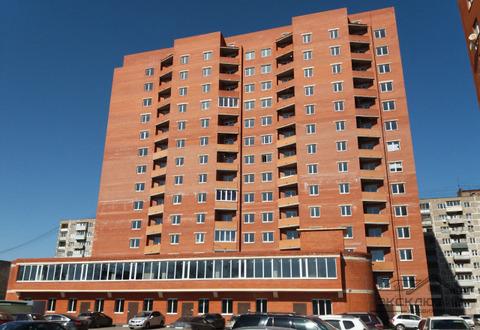 1-комнатная квартира, 47 кв.м., в ЖК «Дом на Большом Железнодорожном проезде»