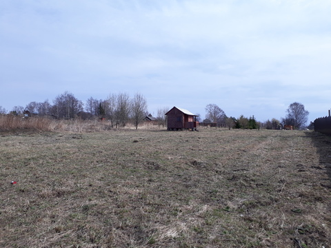 Продается земельный участок ИЖС рядом с городом ( д. Горки )