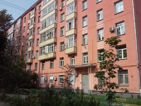 Продаётся хорошая трёхкомнатная квартира рядом с метро Алексеевская