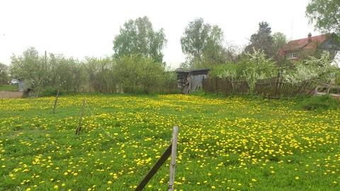 Участок 4 сотки в деревне Аксиньино, Щелковского района ИЖС.