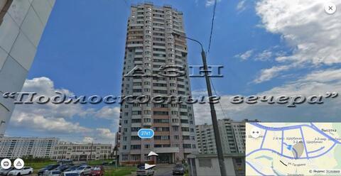 Метро Бунинская аллея, улица Брусилова, 27к1, 2-комн. квартира