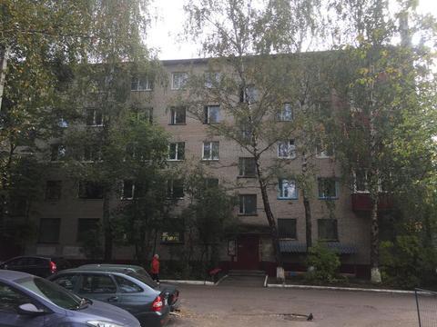 Трёхкомнатная квартира г. Истра