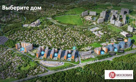 1к квартира 38м2 с отделкой, г.Москва, Калужское ш, 15 мин от м.Т.Стан