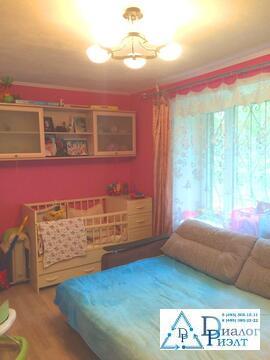 Продается 2-комнатная квартира в Люберцах, 5 минут до метро Котельники