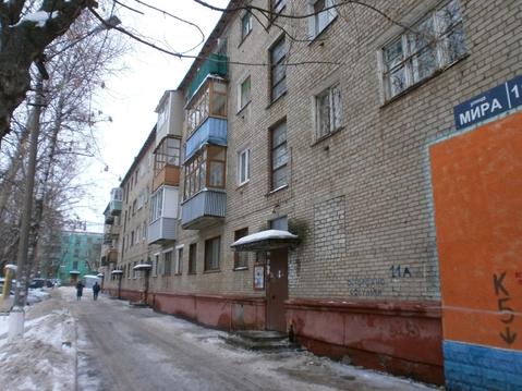 2 х комнатная квартира Электросталь г, Мира ул, 11а