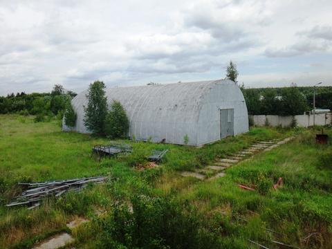 Производственно-складская база, в Химках, кв-л Кирилловка.