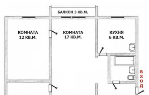 Продажа квартиры, Электросталь, Ул. Красная