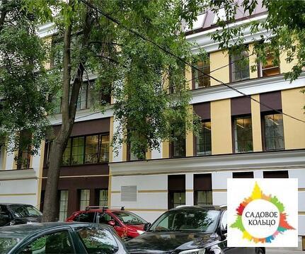 Предлагается на продажу офисное здание 6 637,3 кв.м. Кабинетная плани