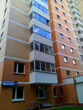 Однокомнатная квартира с евроремонтом м. вднх
