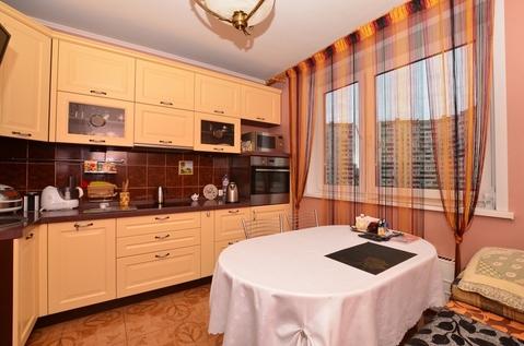 3-х комнатная в зеленом районе Митино
