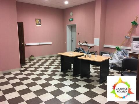 Офисный блок состоит из двух кабинетов 20 кв