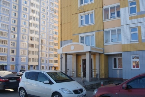 1-комнатная квартира, 42 кв.м., в ЖК «Бунинский»